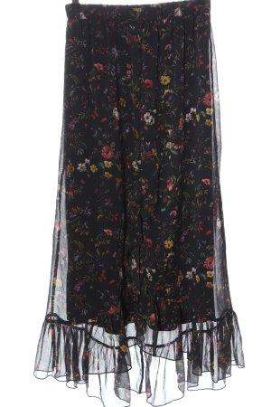 Coster Copenhagen Flounce Skirt allover print elegant