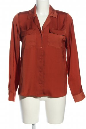 Costes Hemd-Bluse rot Business-Look