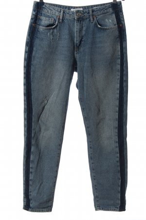 Costes High Waist Jeans blue casual look