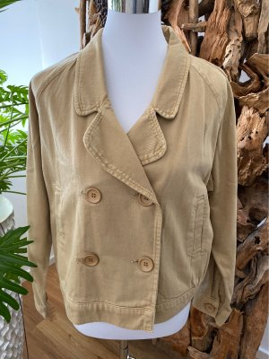 Costes Short Jacket beige cotton