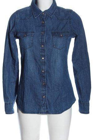 Costes Denim Shirt blue casual look