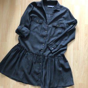 Costes Kleid schwarz Gr S Hemdkleid Sommer Herbst oversized