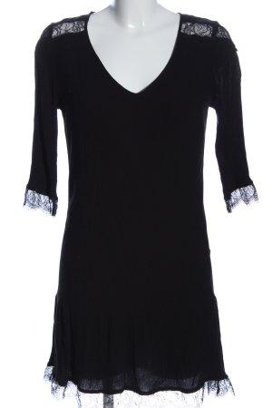 Costes Mini Dress black casual look