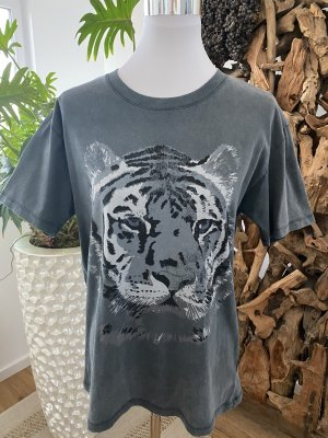 COSTES Shirt Löwe Tiger Animal Oversize Baumwolle Must Have Blogger