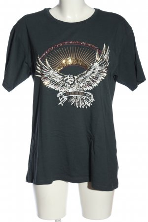 Costes T-Shirt themed print casual look