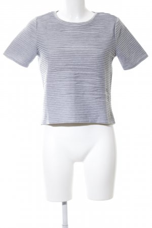 Costes T-Shirt hellgrau Casual-Look