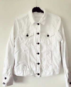 Butik Denim Jacket white