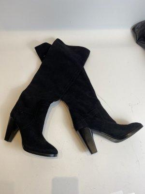 Costume National Slip-on Booties black