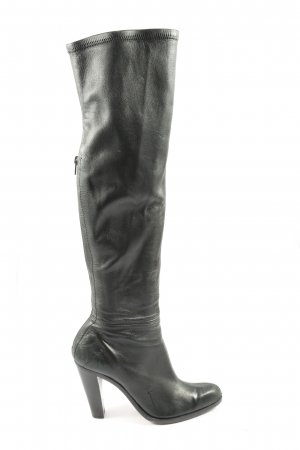Costume National High Heel Boots black elegant