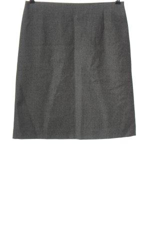 Costume National Gonna a vita alta grigio chiaro stile casual