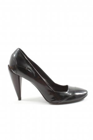 Costume National High-Front Pumps black business style