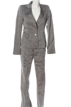 Costume National Tailleur pantalone grigio chiaro stile professionale
