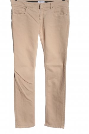 Costume National Jeans a zampa d'elefante color carne stile casual