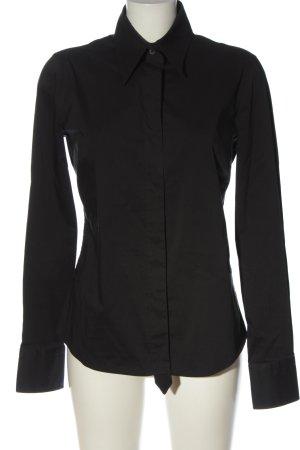 Costume National Camicia a maniche lunghe nero stile casual