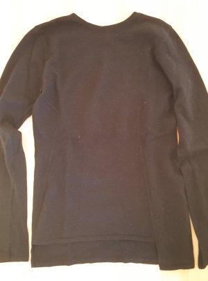 Costume National Maglione di lana nero Lana