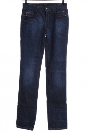 Costume National Slim Jeans blue casual look