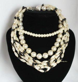 Costume Schmuck Perlenketten