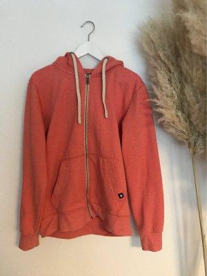 Cosy sweatshirt jacket