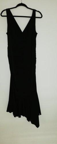 Apart  glamour Midi-jurk zwart