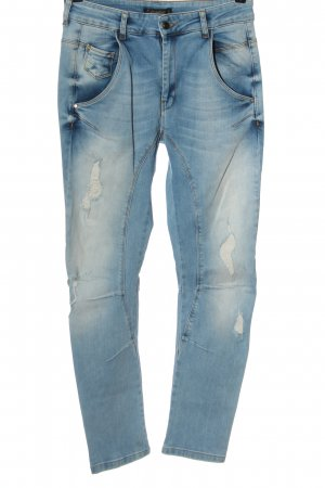 Cotélac Tube Jeans blue casual look