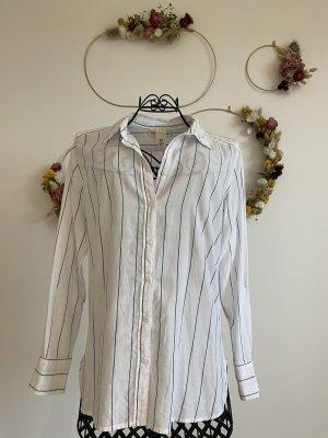 Cotton Bluse gestreift