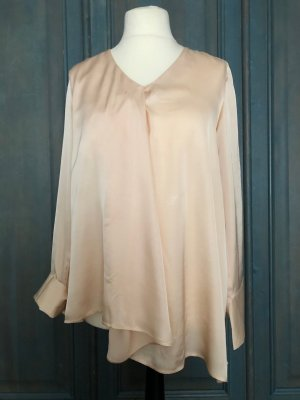 Cotton Candy Long Sleeve Blouse multicolored viscose