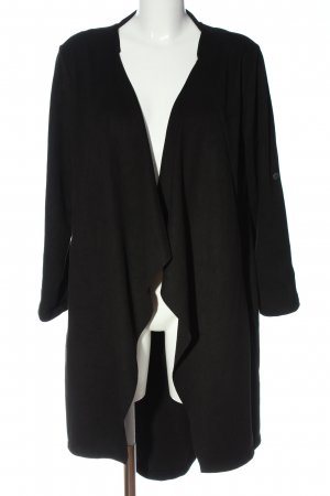 Cotton Candy Cardigan black casual look