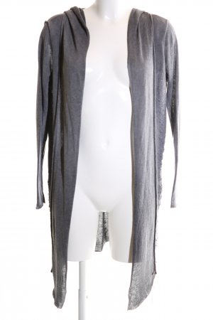 Cotton Candy Cardigan light grey casual look
