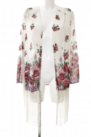 Cotton Candy Cardigan multicolored casual look