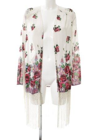 Cotton Candy Cardigan multicolore stile casual