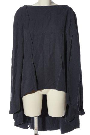Cotton Candy Długa bluzka niebieski W stylu casual