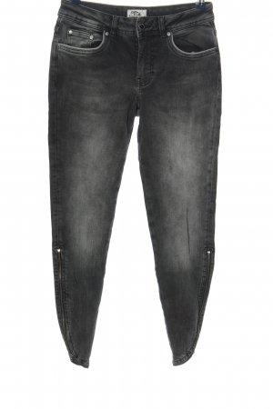Cotton Candy Tube Jeans black casual look