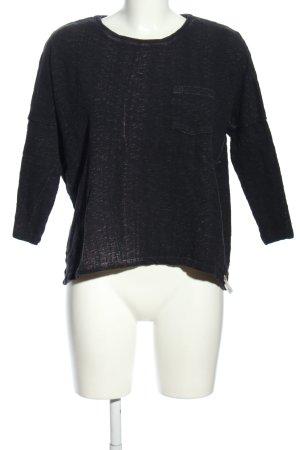 Cotton Candy Maglione girocollo nero stile casual