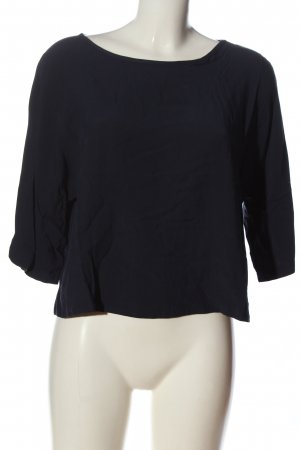 Cotton Candy Slip-over Blouse blue casual look