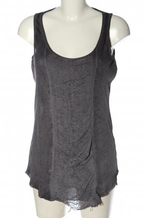 Cotton Candy Tank Top light grey casual look