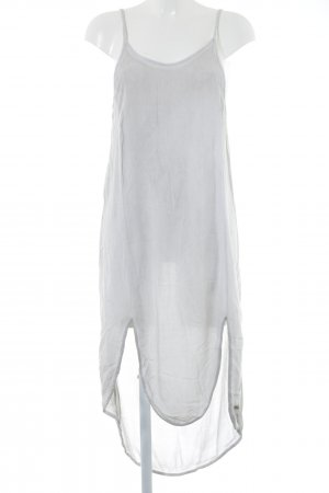 Cotton Candy Trägerkleid hellgrau Casual-Look