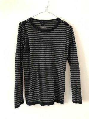 Cotton Cashmere Pullover Tommy Hilfiger XS Streifen