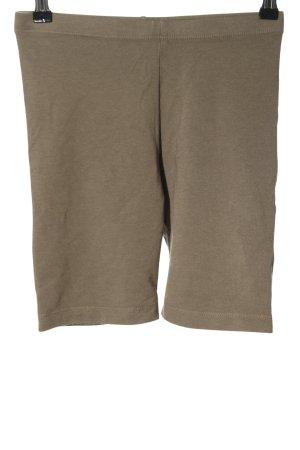"Cotton Citizen Hot Pants ""Siena Biker Shorts"" braun"