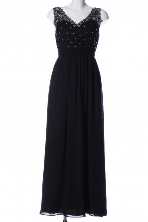 Cotton Club Abendkleid schwarz Elegant