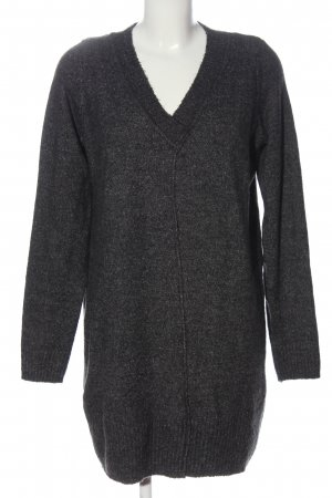 Cotton Club Long Sweater light grey casual look