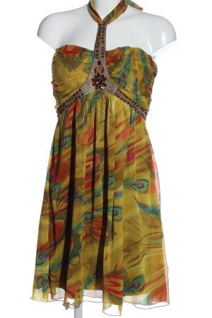 Cotton Club Summer Dress allover print casual look