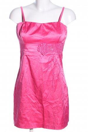 Cotton Club Trägerkleid pink Elegant