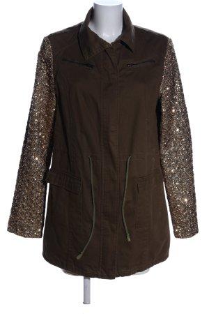 Cotton Club Between-Seasons Jacket brown casual look