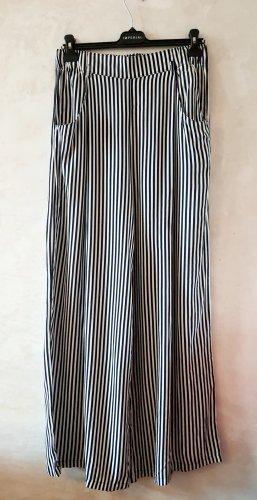 Cotton High waist Maxi Trousers 38