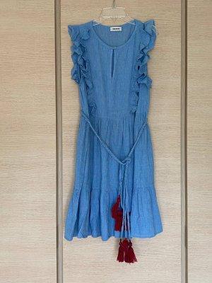 Zadig & Voltaire Sukienka midi Wielokolorowy