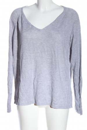 Cotton On Fine Knit Jumper light grey flecked casual look