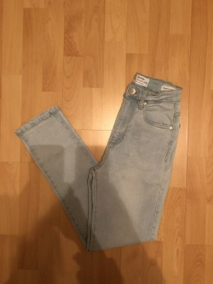 Cotton On: High Waist Mom Jeans Skinny Fit