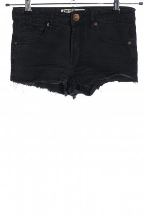Cotton On Denim Shorts black casual look