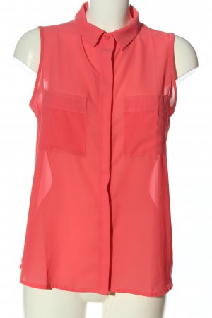 Cotton On Short Sleeve Shirt pink casual look