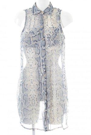 Cotton On Longbluse, Tunika, ärmellose Bluse in animalprint